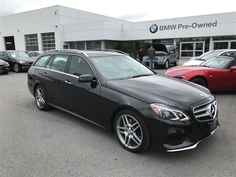 2016 Mercedes-Benz E-Class Wagon E400 4MATIC #BP4828