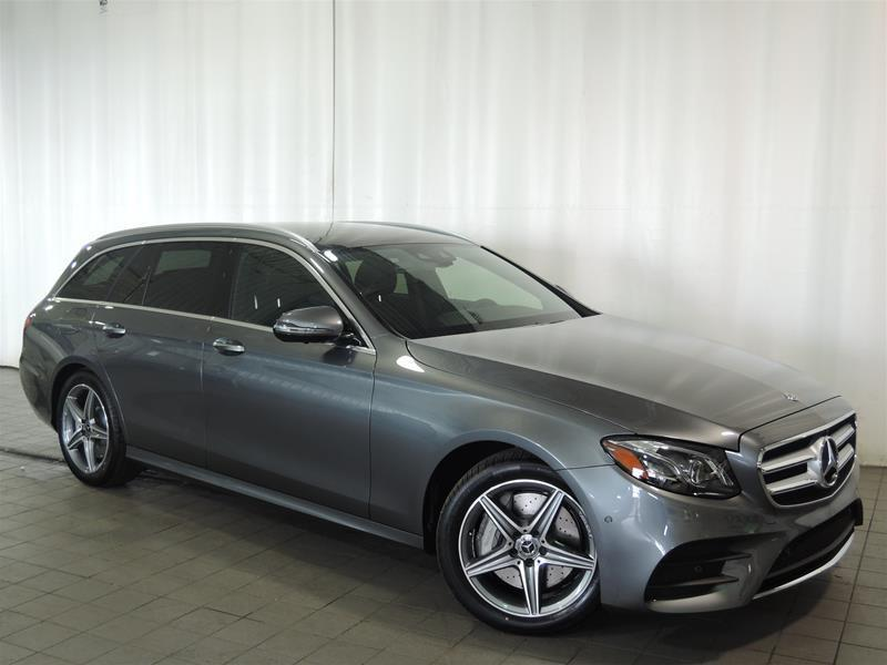 Mercedes-Benz E400 2017 4MATIC Wagon **RABAIS 5,000$** #17-0578