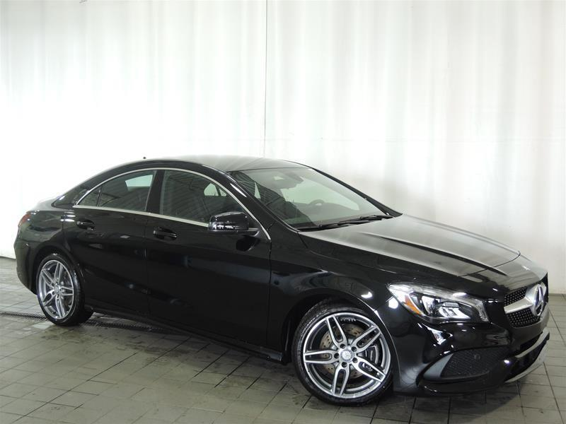 Mercedes-Benz CLA250 2018 4MATIC Coupe #18-0028
