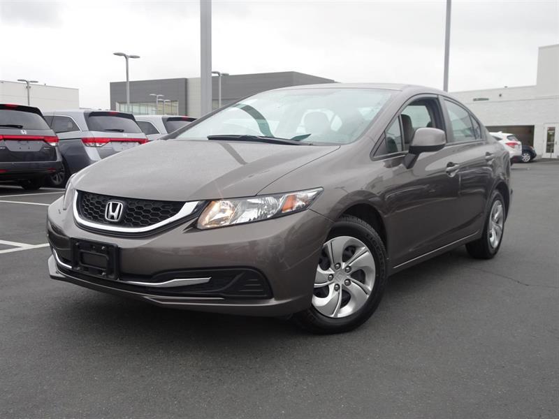 2013 Honda Civic Sedan LX #LR3425