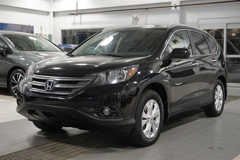 Honda CR-V 2014 TOURING #C717A