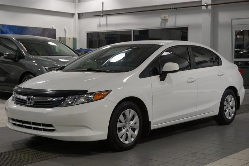 Honda Civic 2012 Sedan LX #17727A