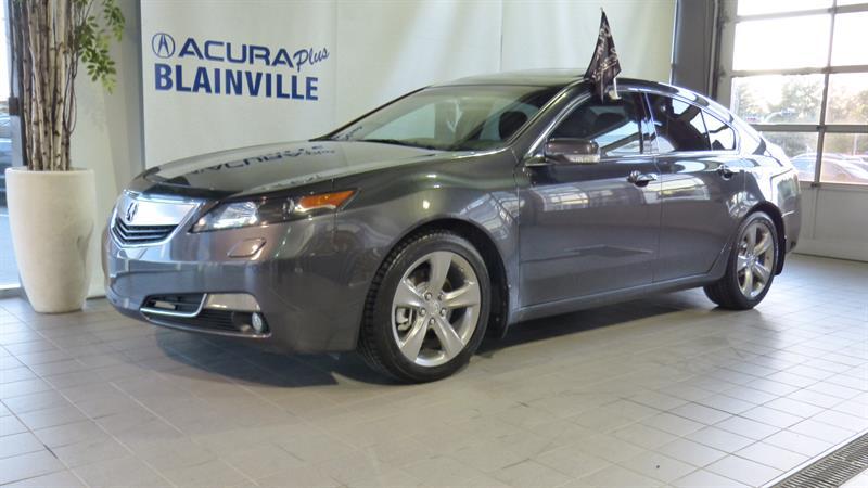 Acura TL 2012 TECHNOLOGIE ** SH-AWD ** #B77475