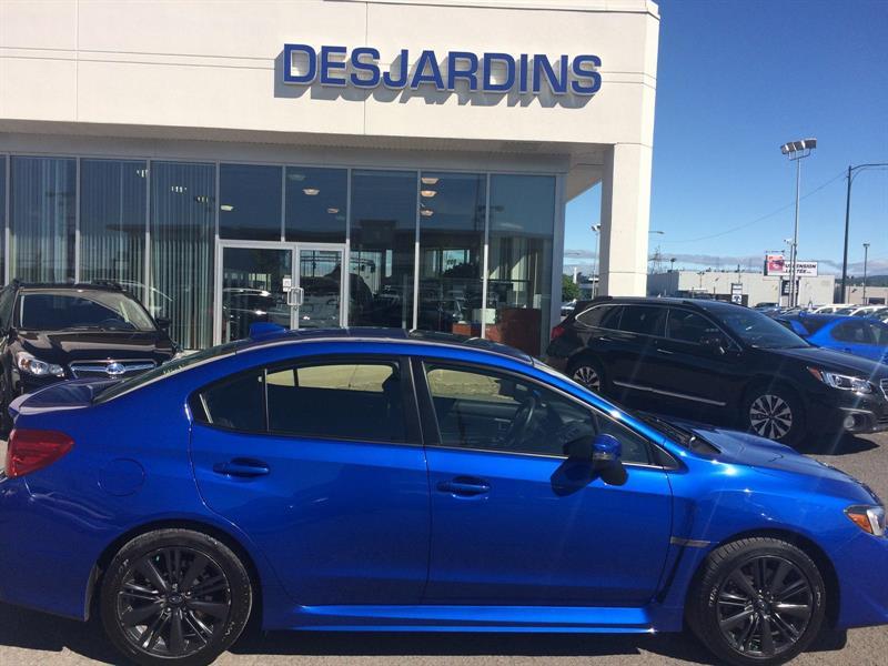 Subaru Wrx 2016 SPORT TECH #E4952A