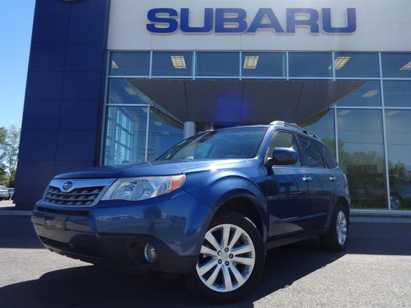 Subaru Forester 2011 TOIT OUVRANT PANORAMIQUE TOURING #A1846A