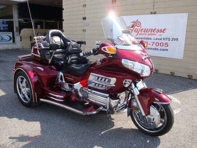 3 ROUES HONDA GL1800 TRIKE 2009