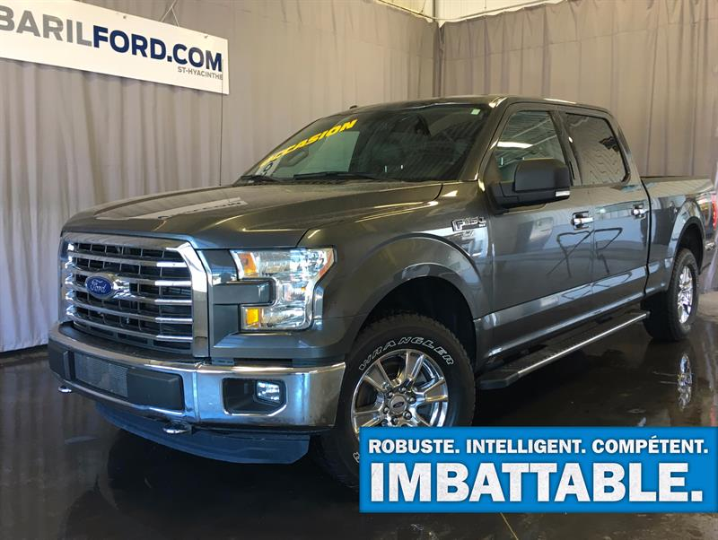 Ford F-150 2015 4WD SuperCrew 157 #C6312
