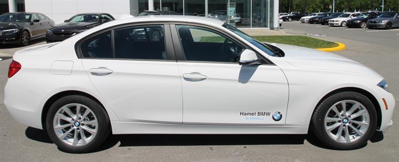 BMW 320I 2017 320i xDrive Sedan #17-188