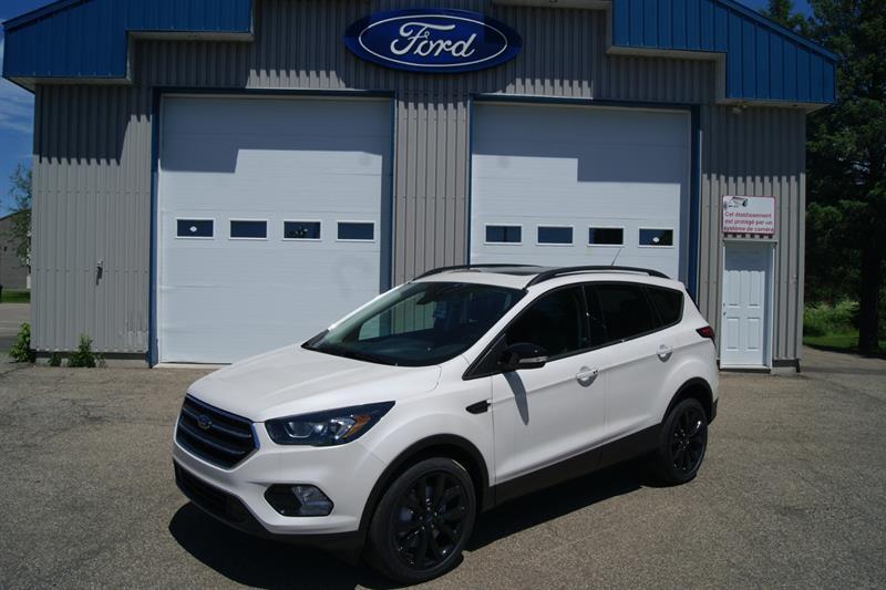 Ford Escape 2017 TITANIUM #17630