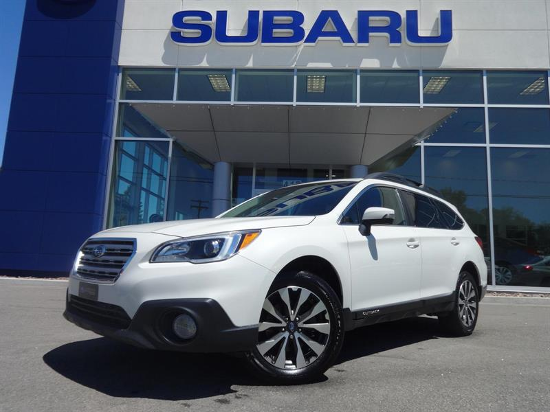Subaru Outback 2015 LIMITED,CUIR,TOITOUVRANT,GPS 3 #A1833
