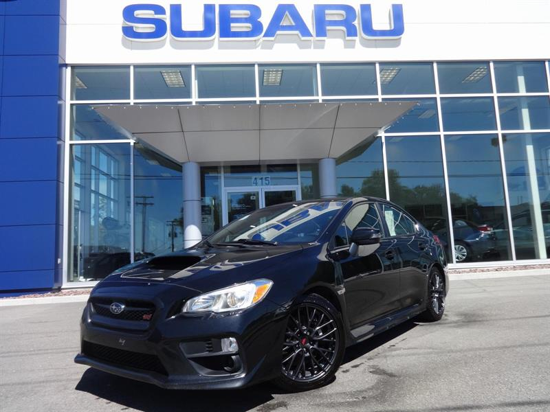 Subaru STi 2015 STI #A1832