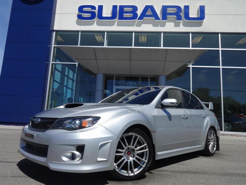 Subaru STI  SPORT TECH  CUIR,TOIT OUVRANT,GPS 2011 STI #17-138A