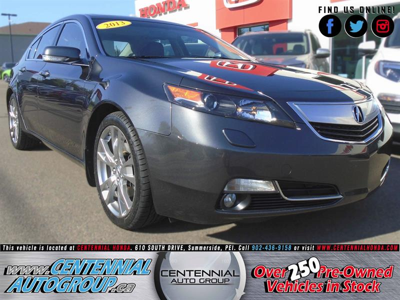 2013 Acura TL SH-AWD - Elite Pkg | Navi | Backup Camera #U1529