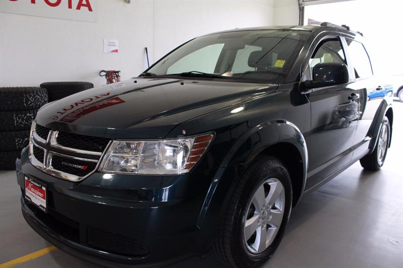 2013 Dodge Journey FWD 4dr #18438A