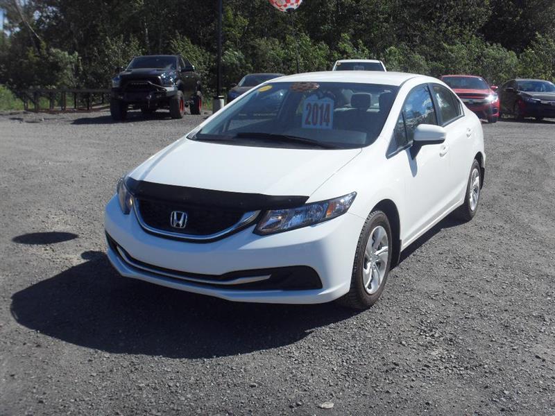Honda Civic Sedan 2014 LX #H6581A