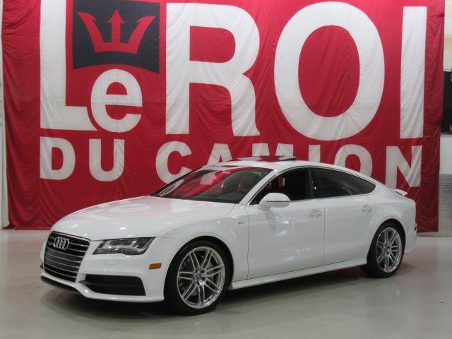 Audi A7 2013 S-LINE PREMIUM  #AC124