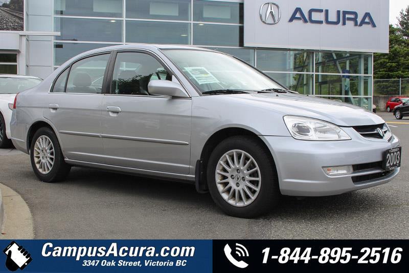 2003 Acura EL 4dr Sdn Premium Auto #17-4196A