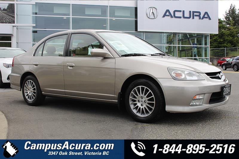2004 Acura EL 4dr Sdn Premium Auto #AC0700A
