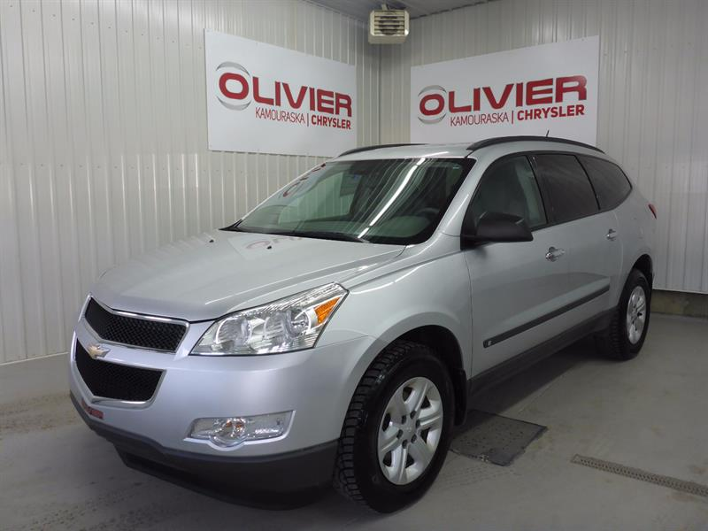 Chevrolet Traverse 2009 AWD 4dr LS #2017152A