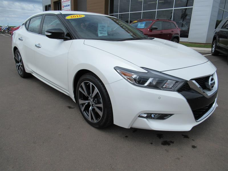 2016 Nissan Maxima NAV | Leather | Backup Camera | Bluetooth  #U311