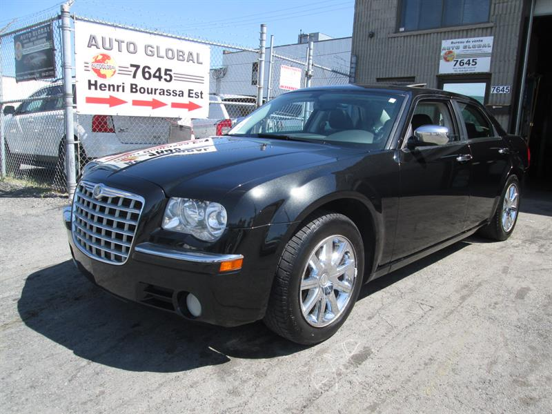 Chrysler 300 2009 4dr Sdn Limited,TOIT OUVRANT,MAGS CROMÉ,WOW #17-606
