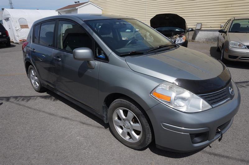 Nissan Versa Hatchback 2007 1.8 SL #17-086
