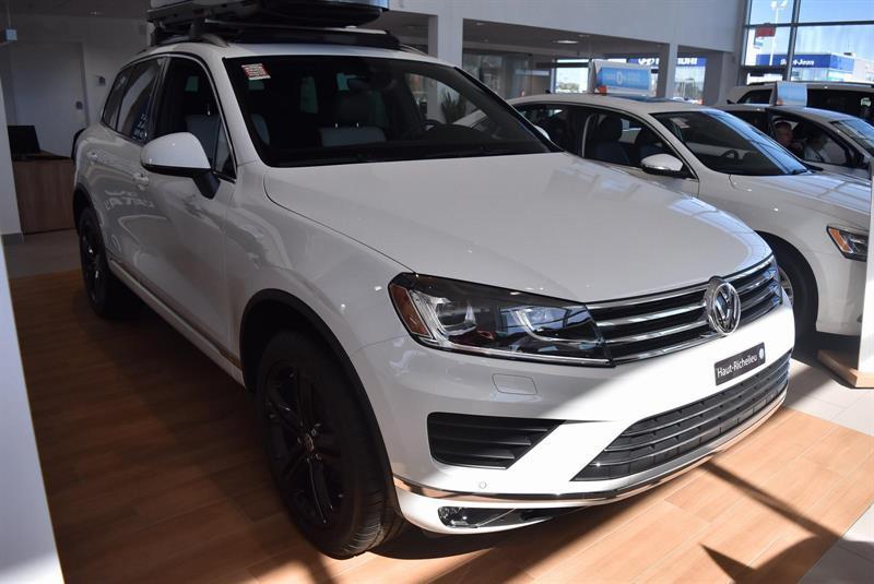 Volkswagen Touareg 2017 Wolfsburg Edition #70017
