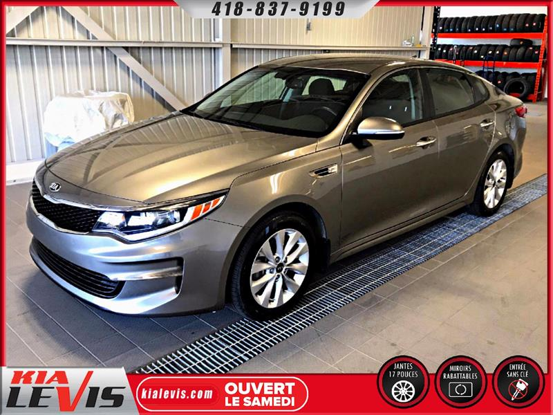 Kia Optima 2017 LX-PLUS-FULL-MAGS 17'' #1115