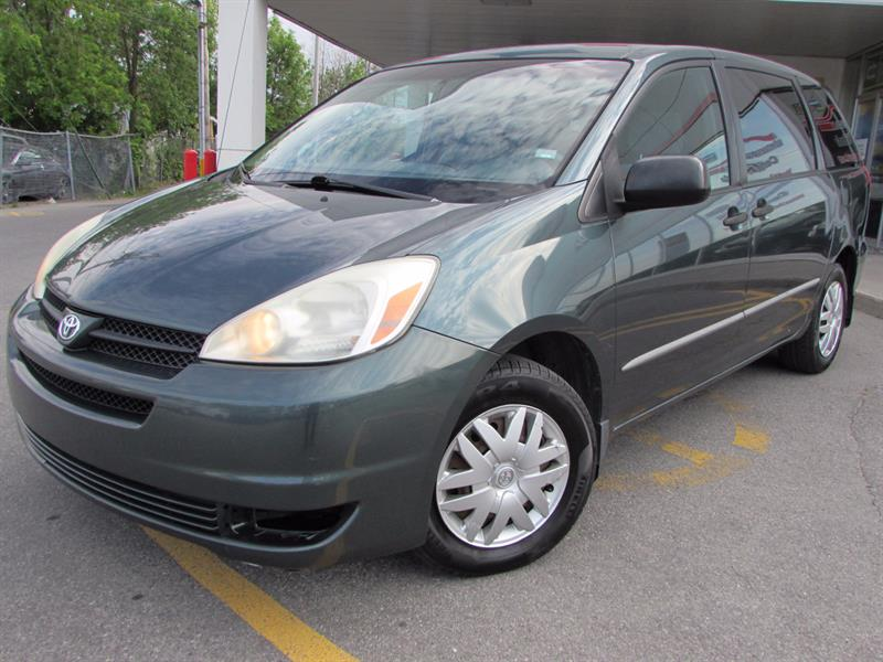 Toyota Sienna 2005 5dr CE 7 PASSAGERS #317710-1