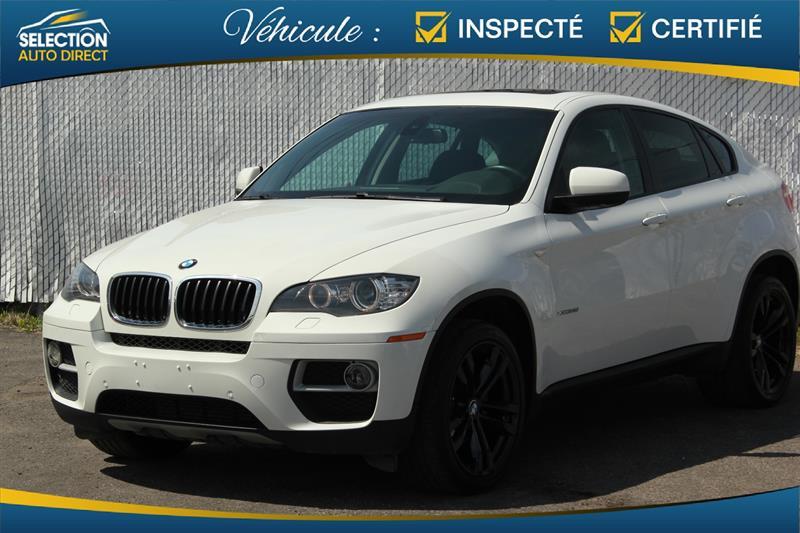BMW X6 2014 AWD 4dr xDrive35i #S044251