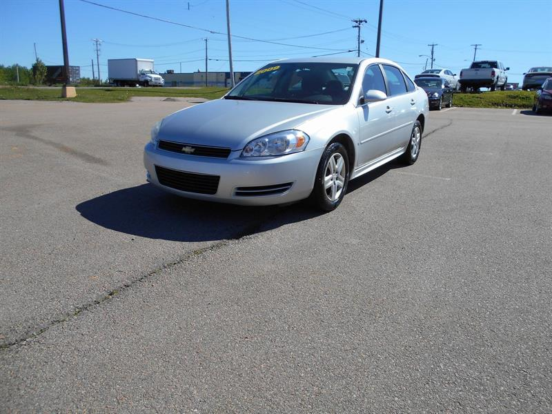 2009 Chevrolet Impala LS #MP-2331A