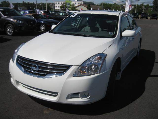 2012 Nissan Altima 2.5 S #G548A