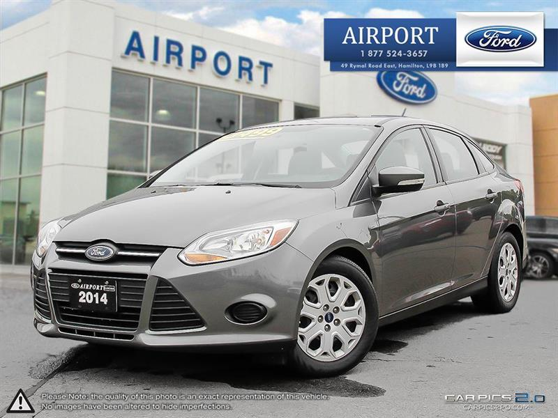 2014 Ford Focus 4dr Sdn SE #A70709