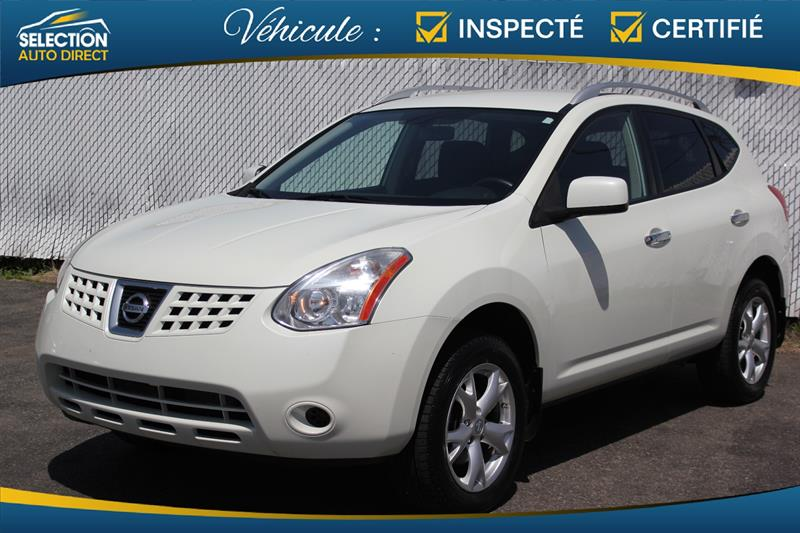 Nissan Rogue 2010 AWD 4dr #S133339