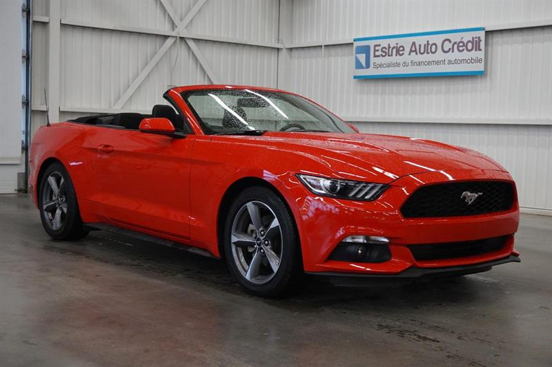 Ford Mustang Convertible 2015 V6 #H6044