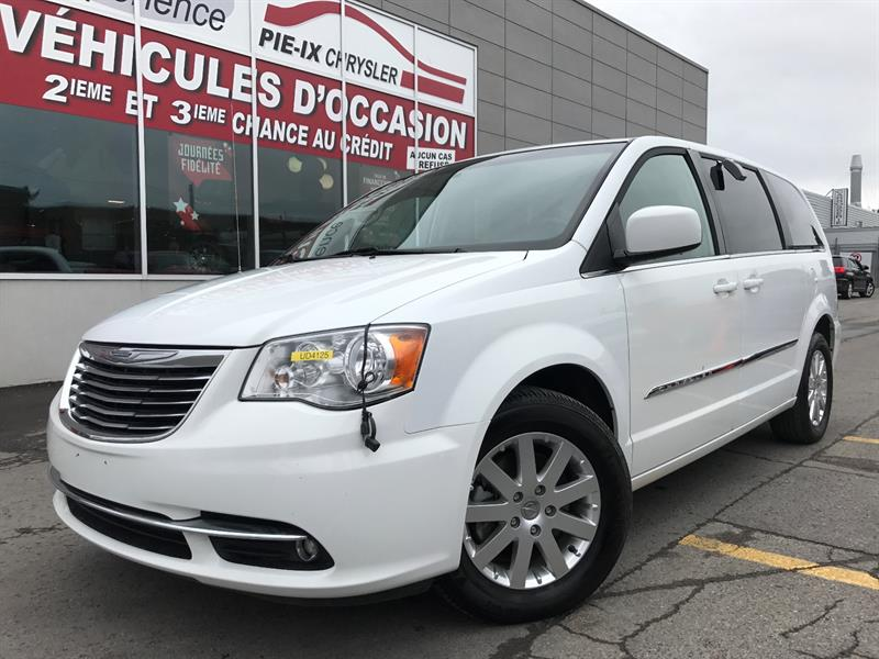 Chrysler Town - Country 2014 TOURING+A/C++GR.ELEC+WOW! #UD4125