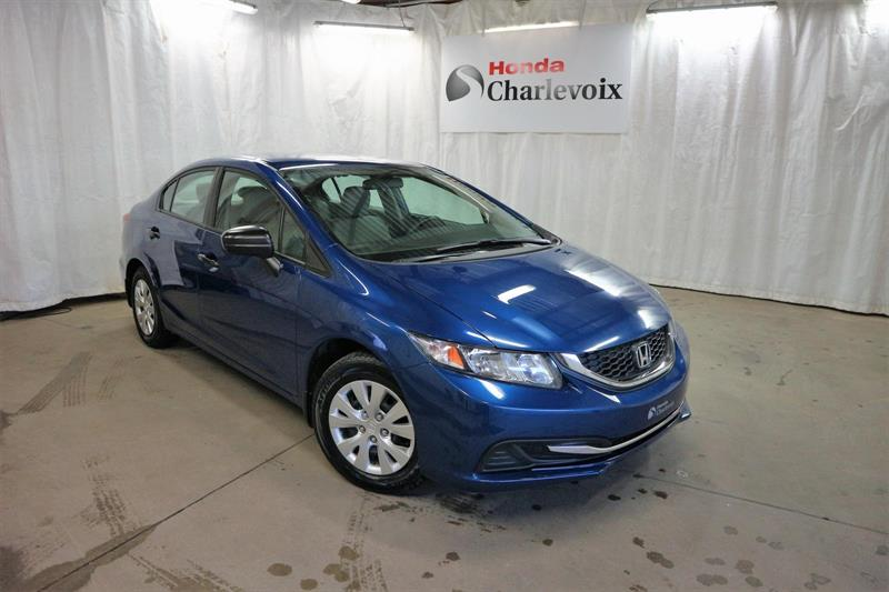 Honda Civic Sedan 2014 DX #C2507A
