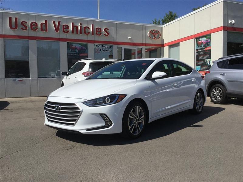 2017 Hyundai Elantra GLS, Sunroof, Alloys, Fogs, Keyless Entry #P6510