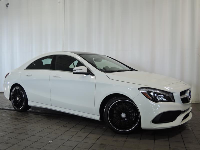 Mercedes-Benz CLA250 2018 4MATIC Coupe #18-0011