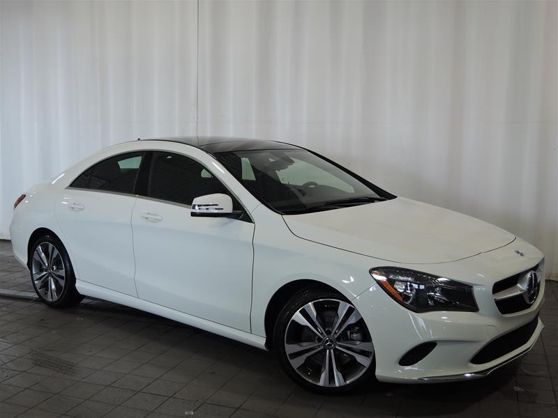 Mercedes-Benz CLA250 2018 4MATIC Coupe #18-0012