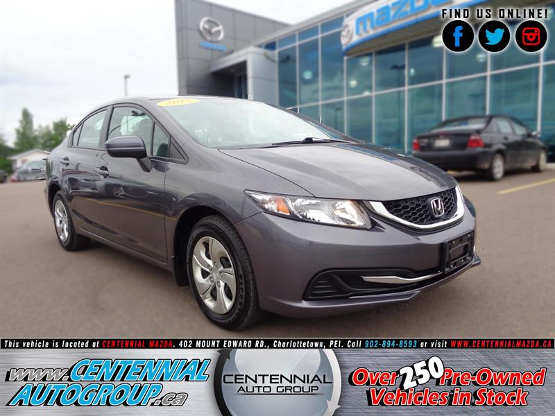 2015 Honda Civic Sedan 4dr Auto LX #U962