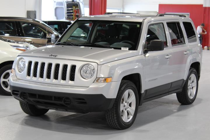 Jeep Patriot 2011 NORTH 4D Utility 2WD #0000000022