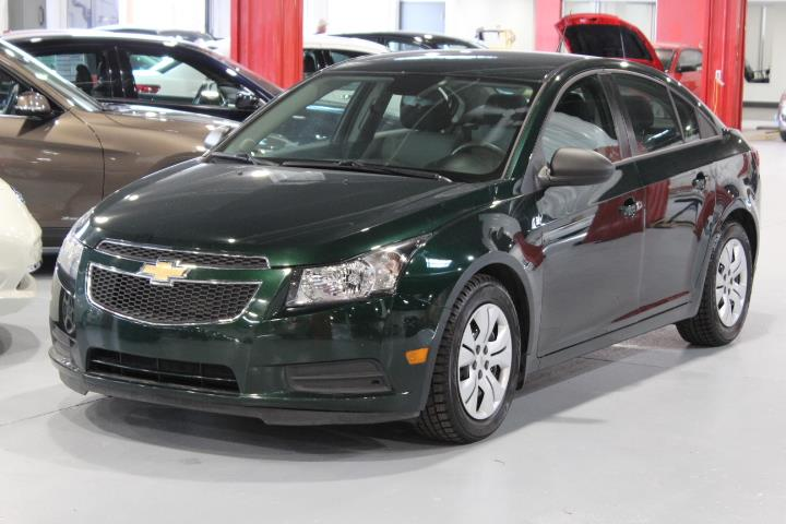 Chevrolet Cruze 2014 2LS 4D Sedan #0000000073
