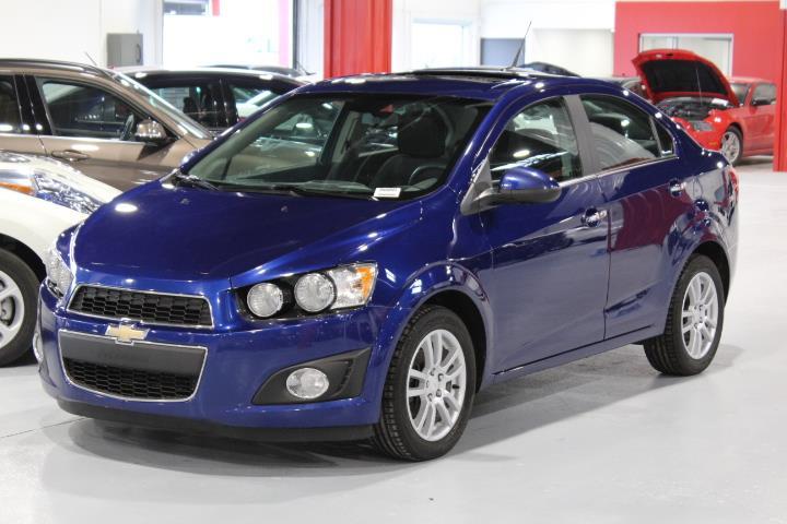 Chevrolet Sonic 2013 LT 4D Sedan at #0000000109