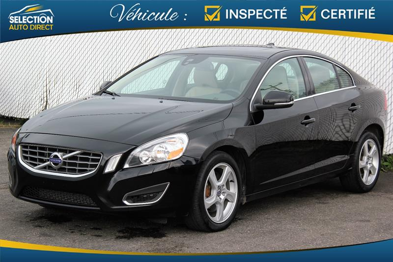 Volvo S60 2013 4dr Sdn T5 FWD #S218960