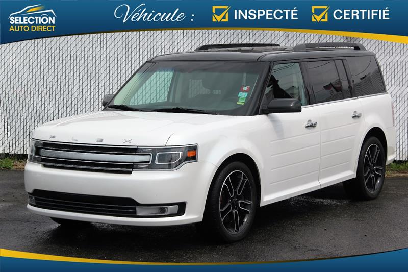 Ford Flex 2013 4dr Limited AWD w-EcoBoost #ED24020