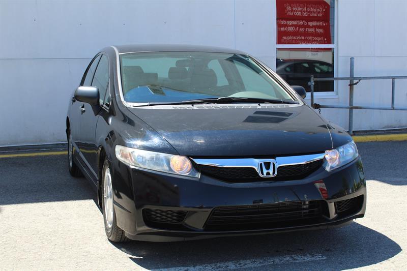 Honda Civic Sedan 2010 4dr Man DX-G #H0453A