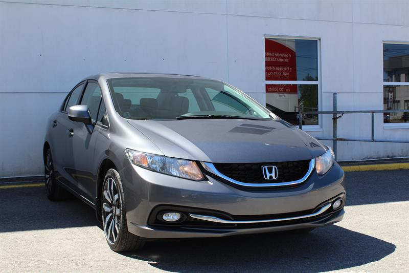 Honda Civic Sedan 2013 4dr Auto Touring #U1162