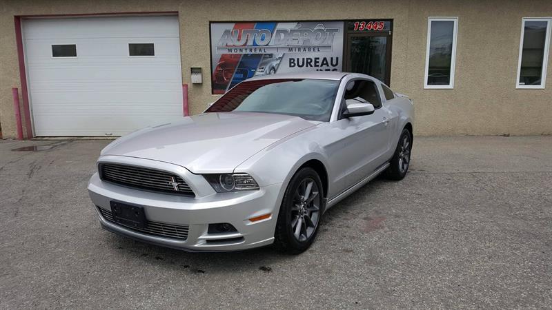 Ford Mustang 2013 V6 Club of america #5895
