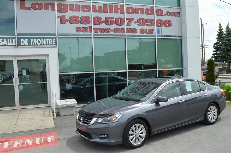 Honda Accord Sedan 2013 EX-L #K4133A